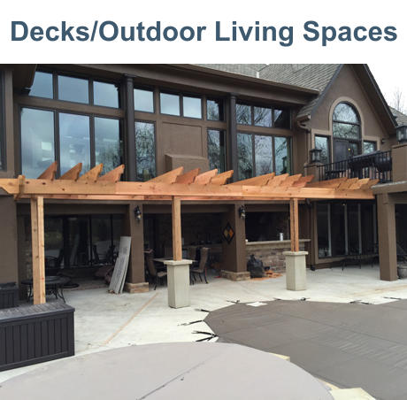 Decks & Outdoor Living Spaces